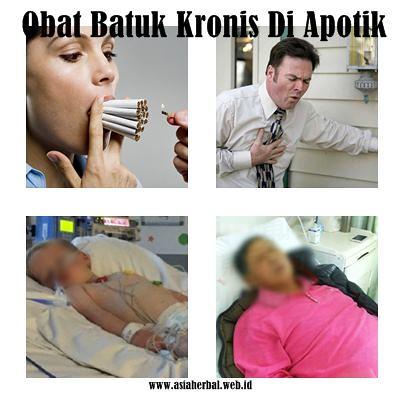 Obat Batuk Kronis Di Apotik