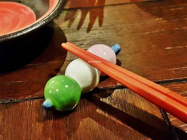 Chopstick Rest Dango