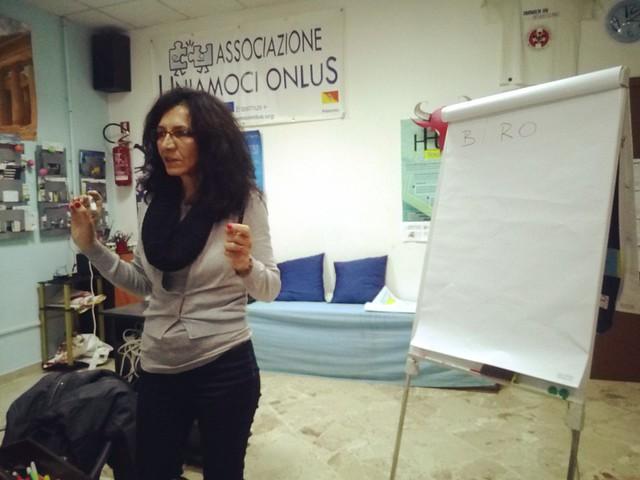 Corso di preparazione alla mobilità - progetto Volunteering is Active Involvement