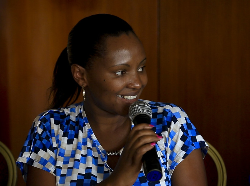 Kisumu Oct 2014 - Forum on Accountability and Justice