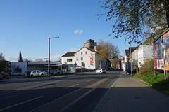 Schnappschuss von der Hauptstraße Bochum-Langendreer