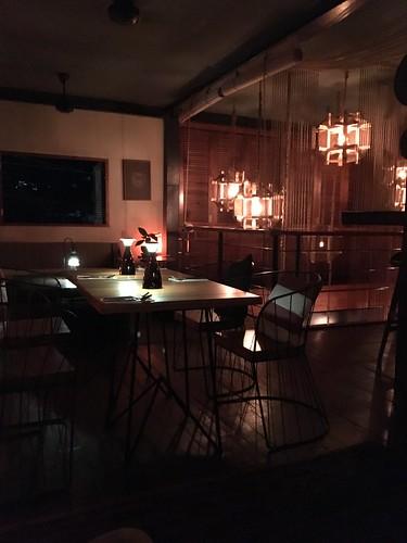 Koh Samui Bophut Night -Link's Lounge