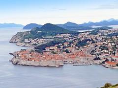 Croatie, Dubrovnik, Les iles Elaphites