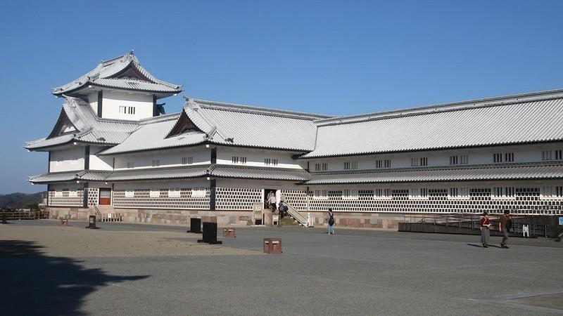 Japanese Garden Kanazawa Castle