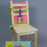 Lanny DeVuono; Lazy Girl Chair; Item 107 - in SITu: Art Chair Auction