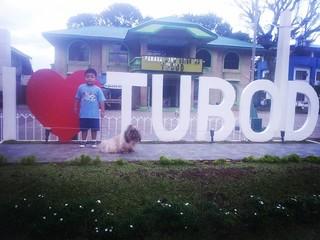#MaxShihTzu and JJ's late afternoon walk at Rizal Park