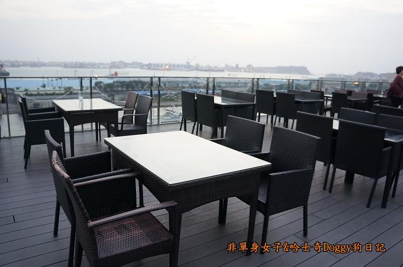 高雄夜景餐廳璀璨星空SKY BAR10