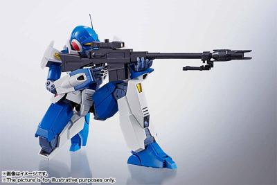 HI-METAL R 《特搜機械隊21C》Techroid Braider!テクロイド ブレーダー