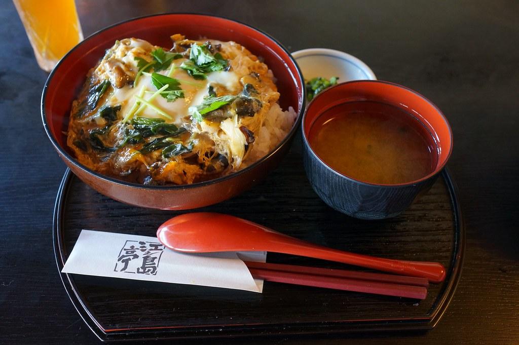 名物 江の島丼