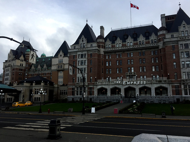 2018 Victoria Trip