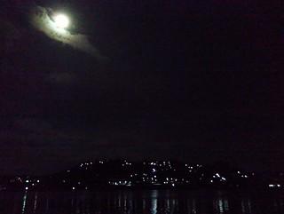 Mwanza bei Nacht