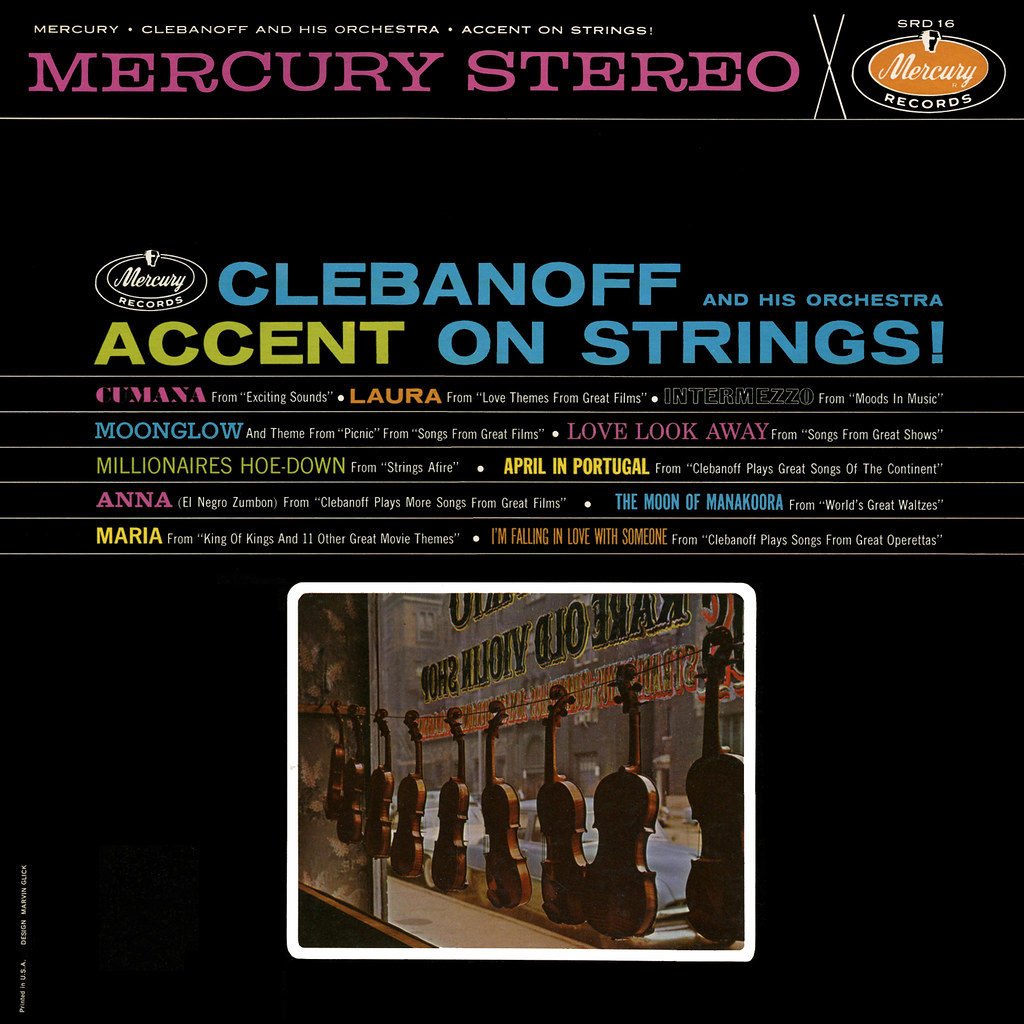 Herman Clebanoff - Accent on Strings