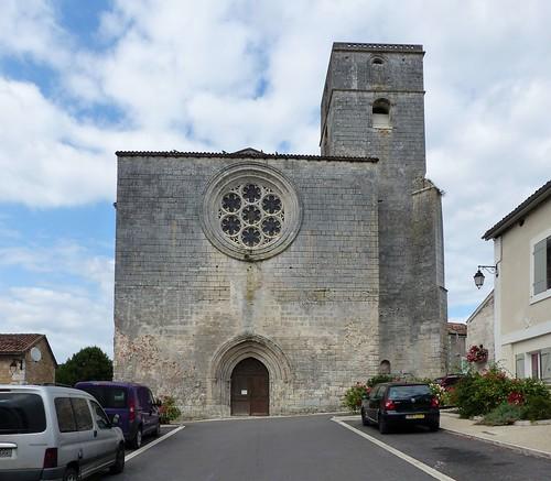 La Rochebeaucourt-et-Argentine - Saint Théodore