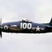 Grumman F8F-2P Bearcat N700HL North Weald 13-5-89