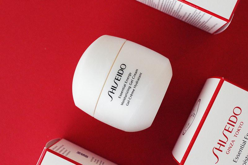 Shiseido Essential Energy dagcrèmes