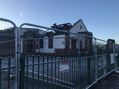 Miners Welfare Demolition