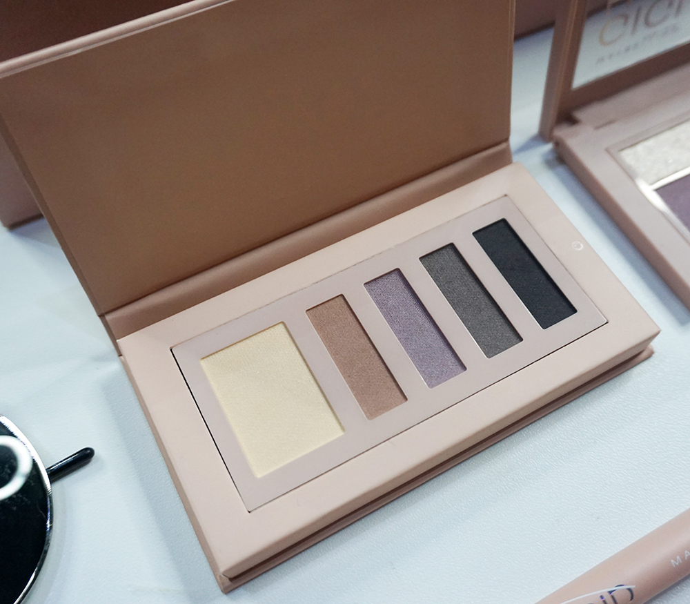 Gigi Hadid X Maybelline Eye Contour Palette Cool Review