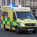 London Ambulance Service - LJ60 BHE