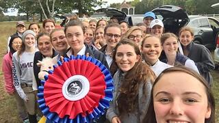 Equestrian Team Fall 2017 (3)