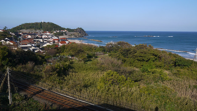 和田珍味からの景色
