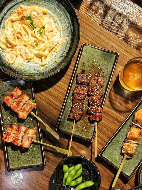 【板橋/新埔站】老味噌居酒屋- 物有所值的好吃串燒