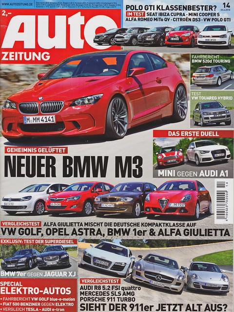 Auto Zeitung 14/2010
