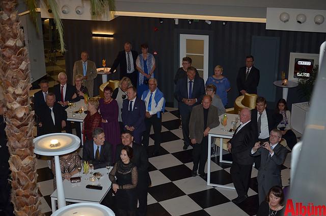 Sunprime C-Lounge Hotel Finlandiya Bağımsızlık Günü kutlaması -9