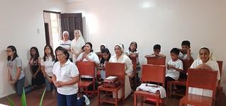 BENCIDICIÓN NOVICIADO - FILIPINAS