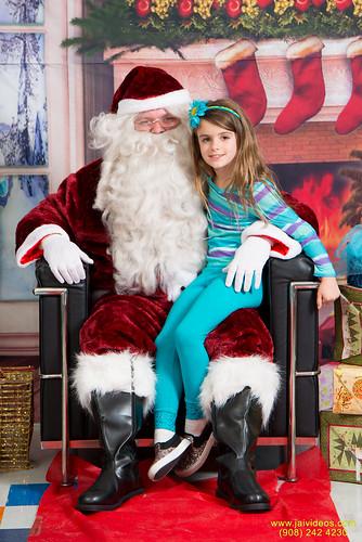Santa at Teecs-15