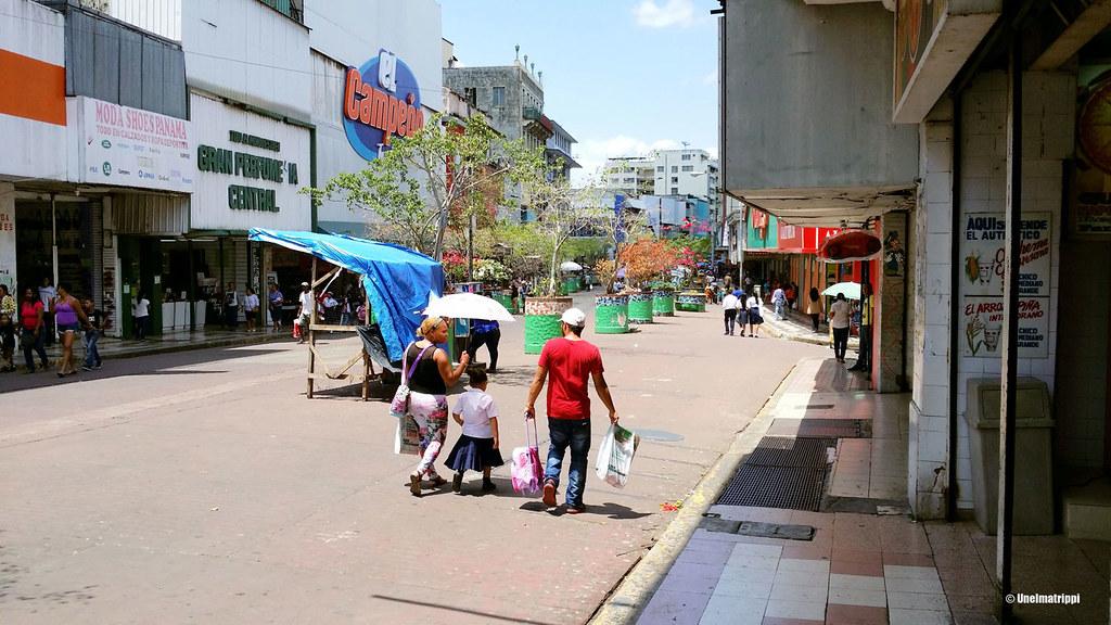 Panaman vanhakaupunki, Panama City