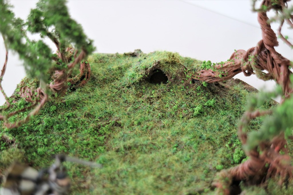 Runewars Miniatures Wildroot Burrow