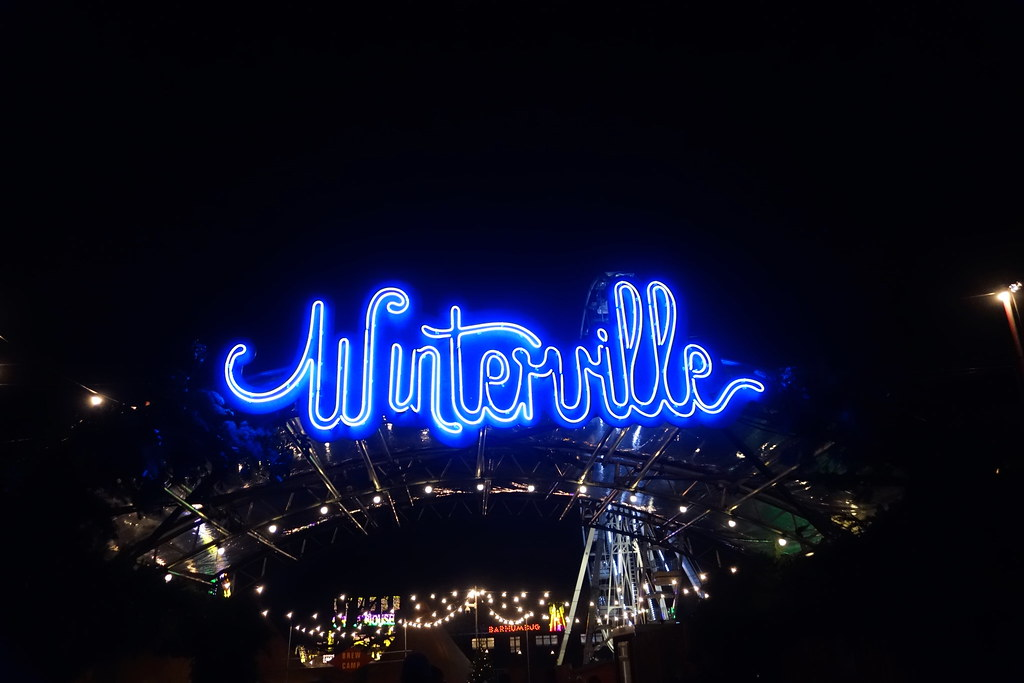 Winterville, Clapham Common