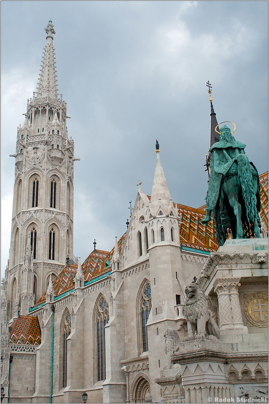 Kościół św.Marcina w Budapeszcie