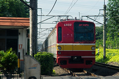 Tokyo Metro 6000 ( 6032) ;RedLine;Stasiun Duren Kalibata