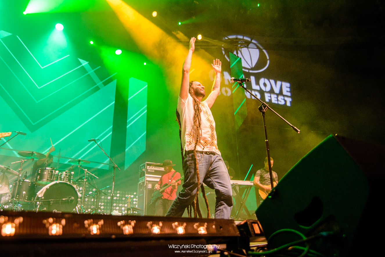 One Love Festival 2017 - Alborosie & Shengen Clan