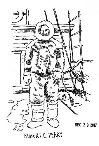 Arctic Explorer - Robert E. Peary