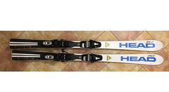 juniorské lyže Head WC Rebels i.Race JR - titulní fotka