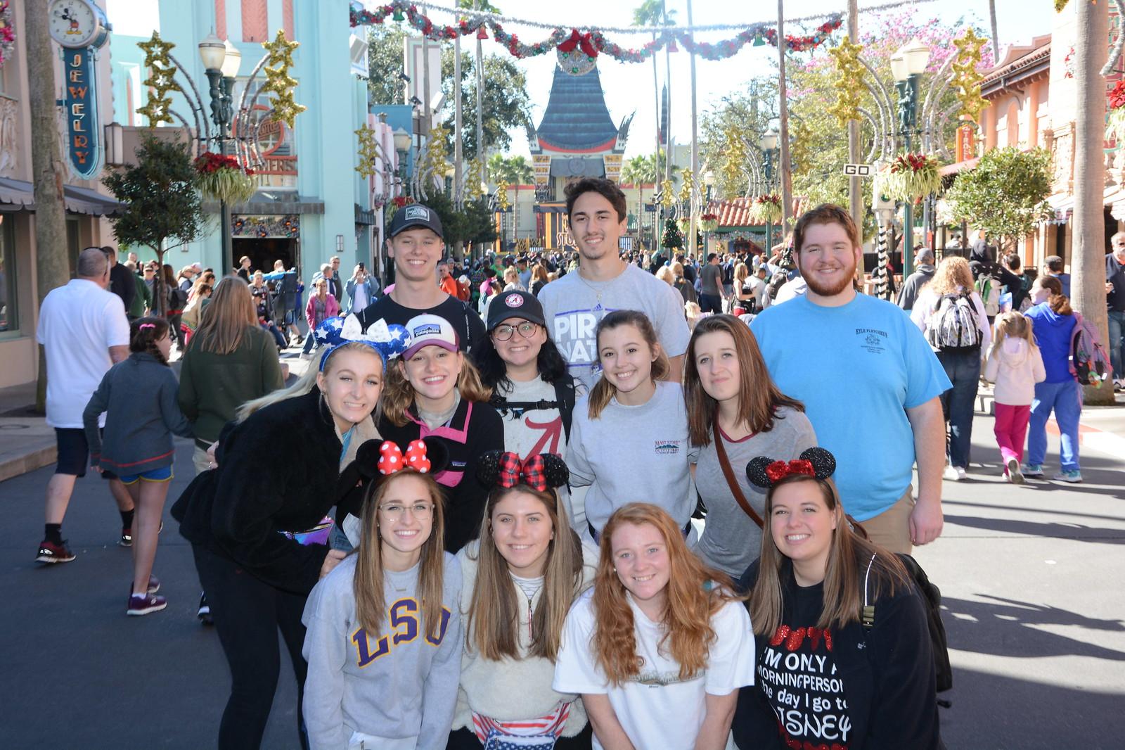 2017 Senior Disney trip