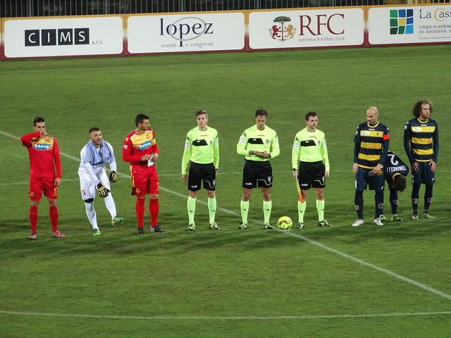Ravenna - Santarcangelo 3-1