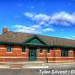 Chicago, Burlington and Quincy Railroad (CB&Q) Depot Osceola, IA