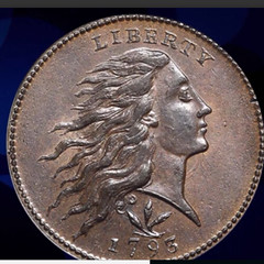 Jack Black 1793 Cent