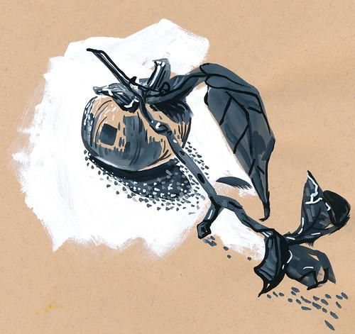 Sketchbook #109: Gouache