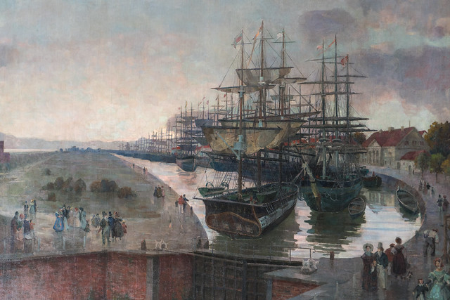 The War Ships of Bremen