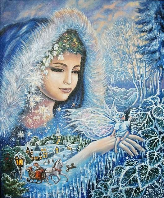 josephine wall spirit of winter