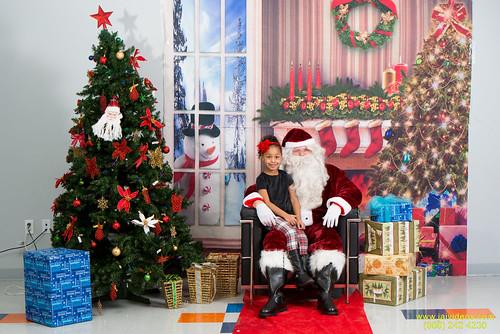 Santa at Teecs-31