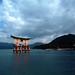 海中千年的嚴島神社