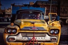 Chevrolet: In the Southern city of Bassorah, Iraq