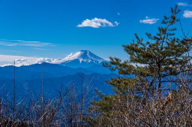 富士山@生籐山