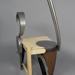 Dave Mazza; Item 126 - in SITu: Art Chair Auction