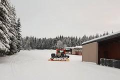 Vánoční obleva, ale sněhu na některých horách stále dost